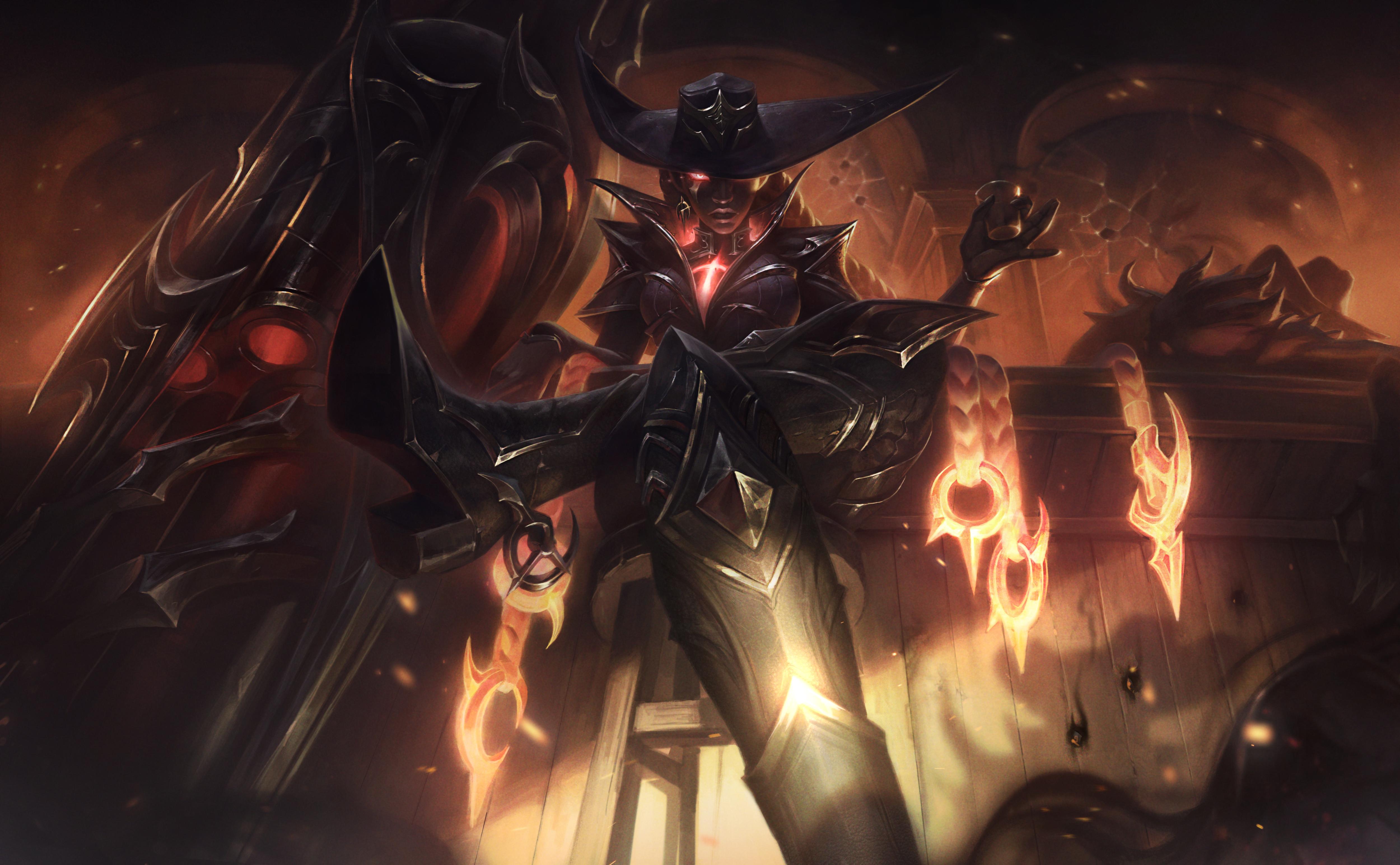 League Of Legends Halloween Emote 2020 High Noon 2020   League of Legends – League of Legends Support